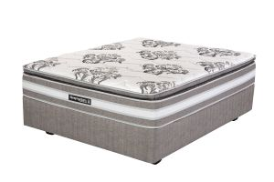 Sleepmasters Prague 152cm bed