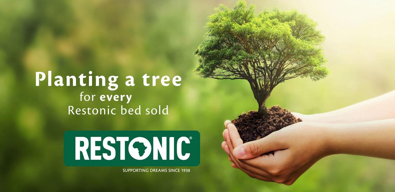 restonic plant-a-tree programme